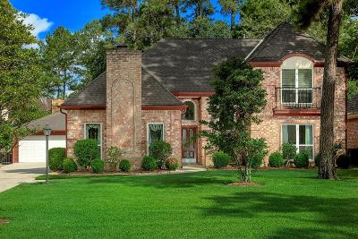 The Woodlands Single Family Home For Sale: 67 S Placid Hill Circle