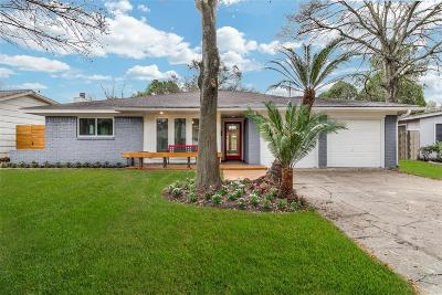 Houston Single Family Home For Sale: 5311 Carew Street
