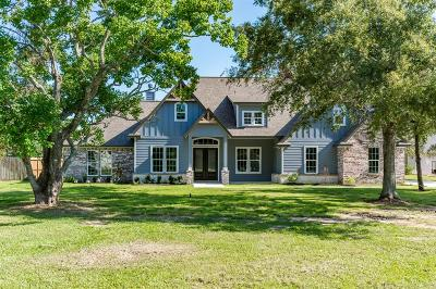 Baytown Single Family Home For Sale: 1427 Magnolia Bend W