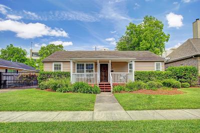 Houston Single Family Home For Sale: 4110 Gramercy Street