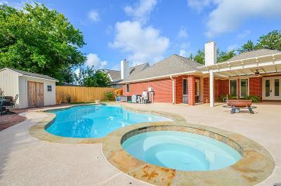 Katy Single Family Home For Sale: 3226 Greenhead Street