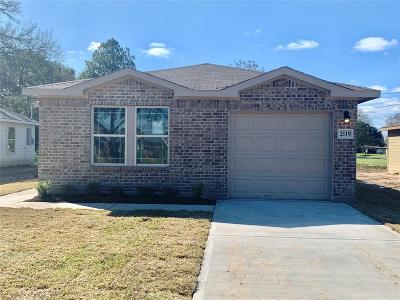 Hempstead Single Family Home For Sale: 2119 8th Street