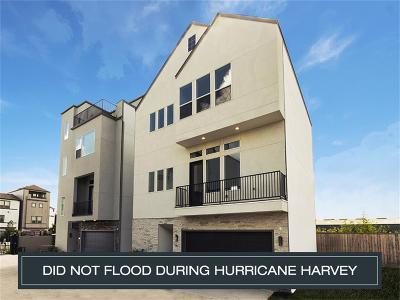 Houston Single Family Home For Sale: 8409 Hempstead #B