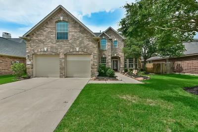 Katy TX Single Family Home For Sale: $315,000