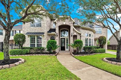 Katy Single Family Home For Sale: 3726 Gable Grove Lane