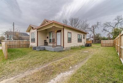 Houston Single Family Home For Sale: 747 W 22nd Street Street