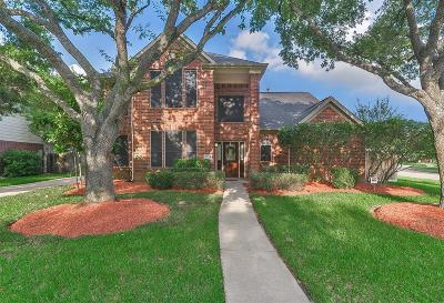 Katy Single Family Home For Sale: 1219 Whisper Trace Court