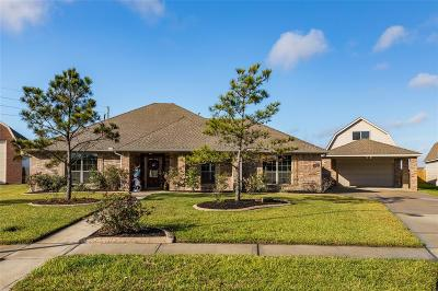 Manvel Single Family Home For Sale: 6922 Belton Drive