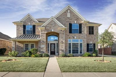 Tomball Single Family Home For Sale: 9606 Tangler Court