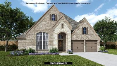 New Caney Single Family Home For Sale: 23621 Sage Villa Drive