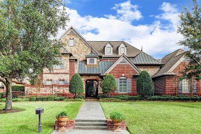Houston Single Family Home For Sale: 3119 Noble Lakes
