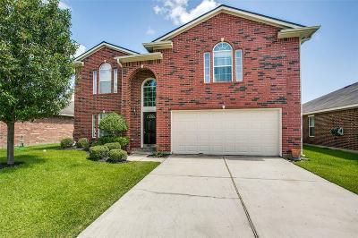 Baytown Single Family Home For Sale: 5218 Nautilus Lane