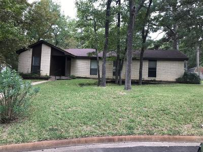 Walker County Single Family Home For Sale: 3644 Youpon Street