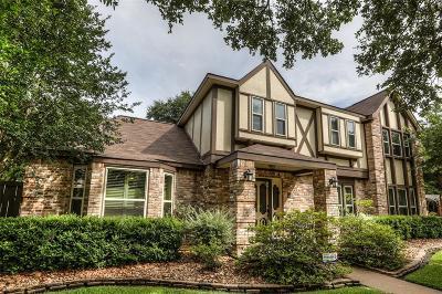 Houston Single Family Home For Sale: 7510 Creek Glen Drive