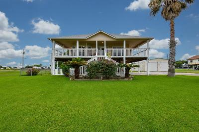 Palacios Single Family Home For Sale: 2507 W Bayshore Drive
