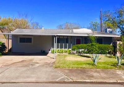 Pasadena Single Family Home For Sale: 3803 Washington Street
