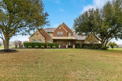 Rosenberg Single Family Home For Sale: 3402 River Ranch North Drive