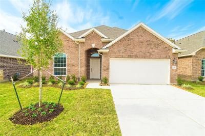 Kingwood Single Family Home For Sale: 21353 Somerset Shores Crossing