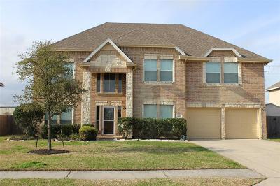Baytown Single Family Home For Sale: 5111 Lakeside Avenue