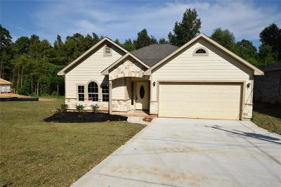 Single Family Home For Sale: 831 Crystal River
