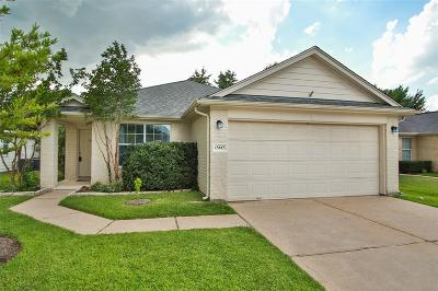 Cypress Single Family Home For Sale: 15815 Parmley Creek Court