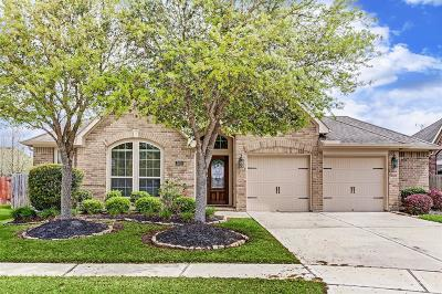 Pearland Single Family Home For Sale: 2605 Briar Rose Court