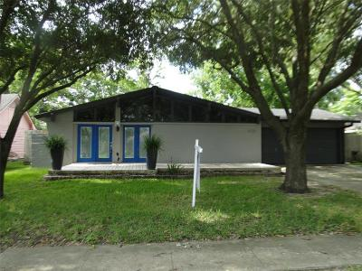 Houston Single Family Home For Sale: 4725 Hummingbird Street