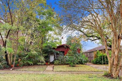Houston Single Family Home For Sale: 4137 Cason Street