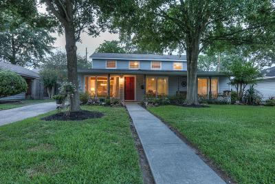 Houston Single Family Home For Sale: 1326 Thornton Road