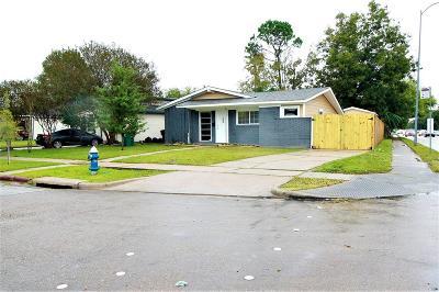 Houston Single Family Home For Sale: 7502 Oak Vista Street