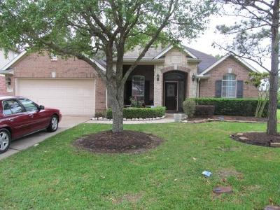 League City Single Family Home For Sale: 6158 Exeter Road
