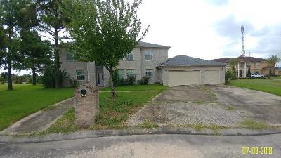Houston Single Family Home For Sale: 11818 Nagra Drive