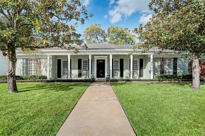 Houston Single Family Home For Sale: 7806 Highmeadow Drive