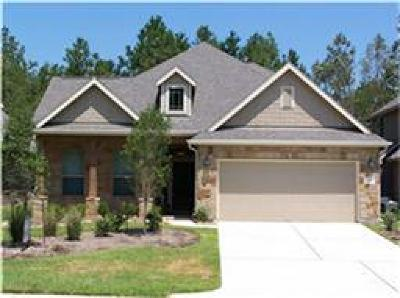 The Woodlands Single Family Home For Sale: 38 E Deer River Circle