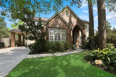 Spring Single Family Home For Sale: 17614 Woodlode Lane