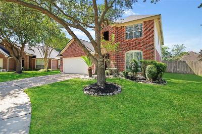 Katy Single Family Home For Sale: 2818 Twisted Willow Court