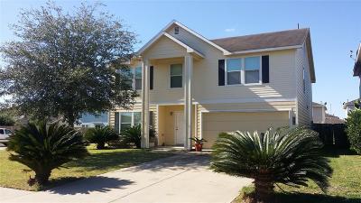 Rosenberg Single Family Home For Sale: 5034 Cottage Creek Lane