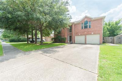 Spring Single Family Home For Sale: 25823 Bearborough Drive