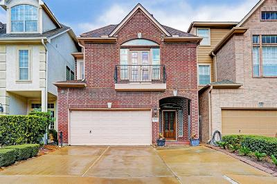 Houston Single Family Home For Sale: 5358 McCulloch Circle