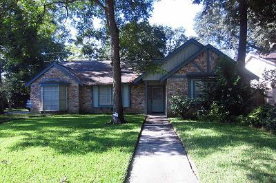Cypress Single Family Home For Sale: 13107 Tall Forest Drive