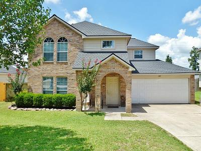 Willis Single Family Home For Sale: 13771 Running Bear Drive