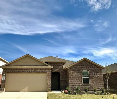 New Caney Single Family Home For Sale: 18124 Woodpecker Trail