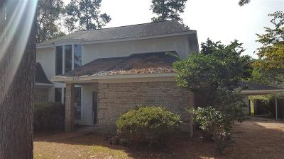 Houston Single Family Home For Sale: 18039 Ella