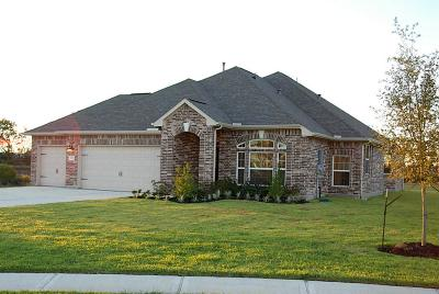 Baytown Single Family Home For Sale: 15303 Icet Creek