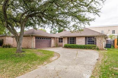 Houston Single Family Home For Sale: 4911 Eagle Trail Drive