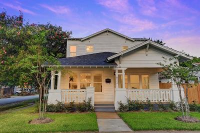 Houston Single Family Home For Sale: 612 Cordell Street