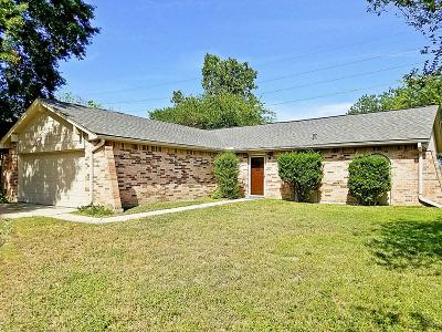 Houston Single Family Home For Sale: 13502 Chimney Sweep Drive