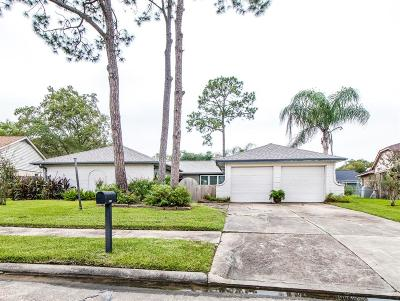 Friendswood Single Family Home For Sale: 5214 Appleblossom Lane