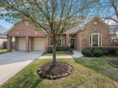 League City Single Family Home For Sale: 2811 Jordan Creek Court