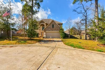 Conroe Single Family Home For Sale: 4 Logan Creek Lane